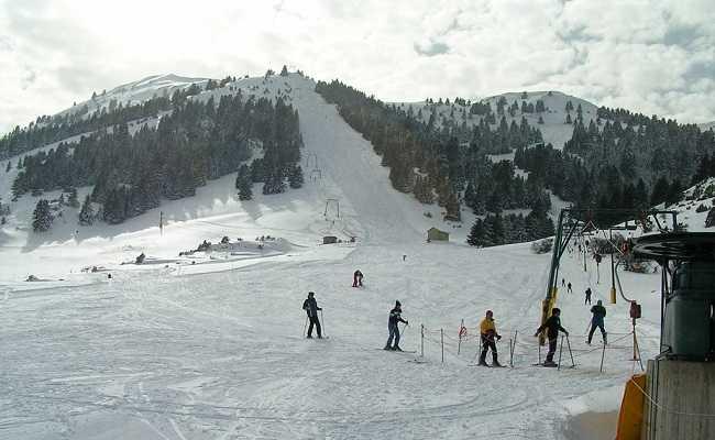 Mainalon Ski Center