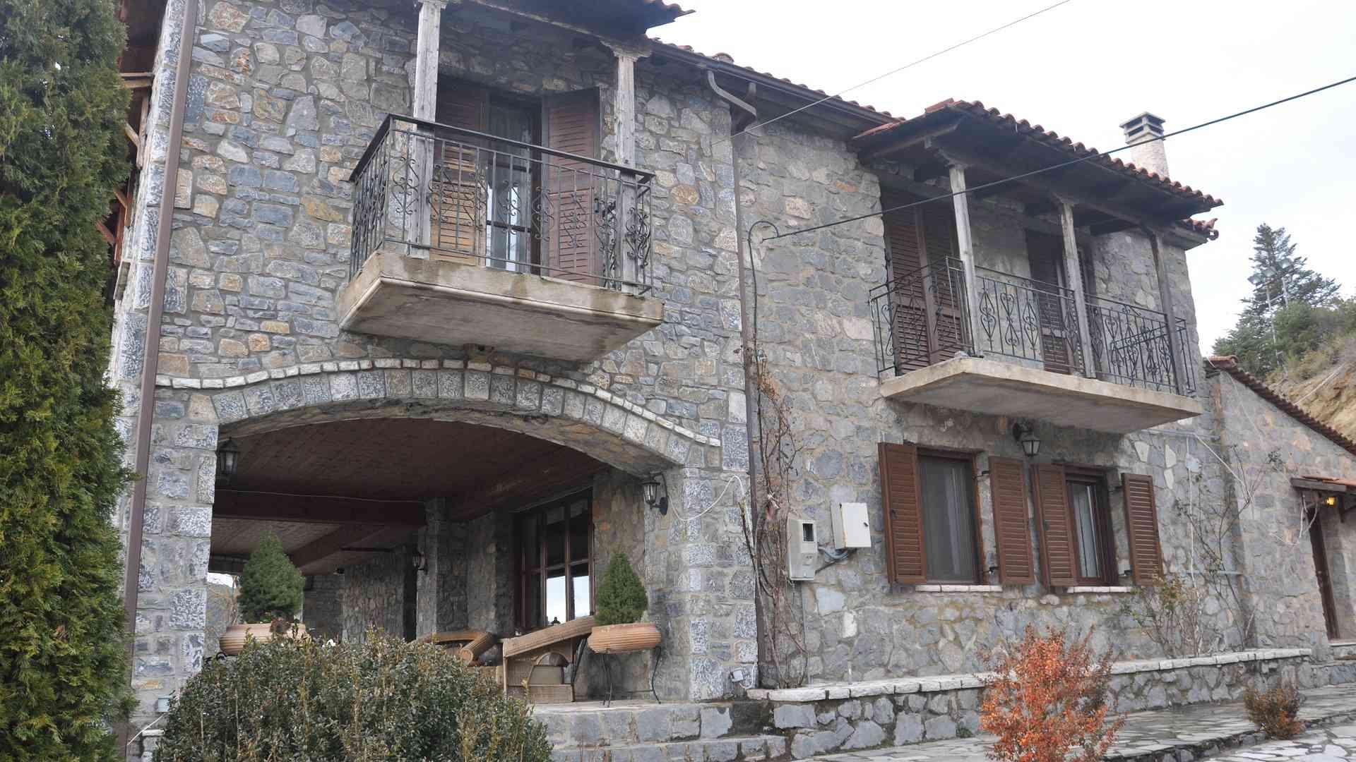Kastraki Vacations House in Karkalou, Dimitsana, Vytina, Lagkadia, Menalon Trail.