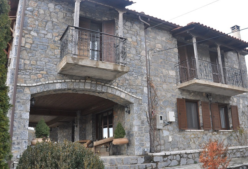 Kastraki Vacations House - Karkalou